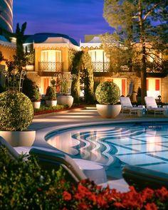 las vegas, pool landscaping, swimming pools, dream pools, dream homes, resort, pool designs, hous, backyard