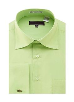French cuff shirts on pinterest 23 pins for Wrinkle free dress shirts amazon