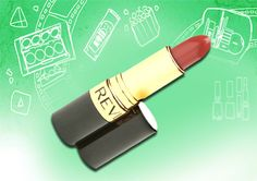 Top 10 Revlon Vintage Lipsticks- I love Fire and Ice, Pink In The Afternoon, and Really Red, and Wine with Everything!