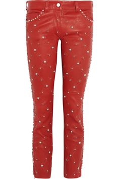 Love red pants