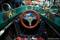 dashboard Lotus F1