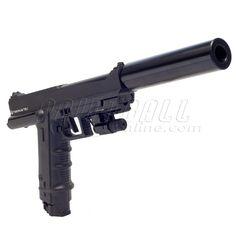 Tiberius 8.1 Paintball Pistol - SOCOM Edition