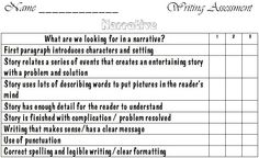 Writing Assessment Narrative (word doc)