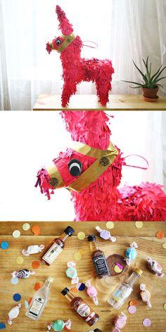 Las piñatas no son sólo para niños! / Piñatas are not just for kids!