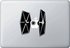 Star Wars Macbook decals mac decal macbook pro decal macbook air decal mac stickers apple decal ipad iphone 1 2 3 4 skin stickers via Etsy.