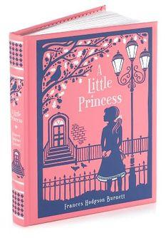 Barnes & Noble Leatherbound Classics - A Little Princess.