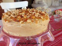 Krokanlı Pasta | Elifik Mutfakta