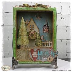 Tammy Tutterow Christmas configurations box 2012