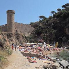 Tossa de Mar, Catalunya, Spain