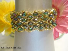 bead bracelet, bugl bracelet