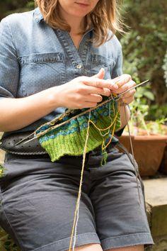 Ravelry: Chanson En Crochet pattern by Mari Lynn Patrick
