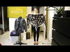 25 Ways to Wear a Scarf - Companion Episode 1