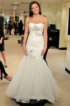 Beautiful wedding dresses on pinterest lace wedding for Wedding dress in atlanta