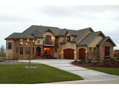 This is how I would like the style of my next home I build to be.