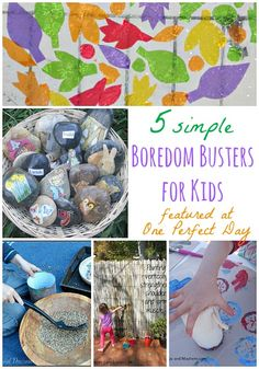 Quick and simple diy games for kids