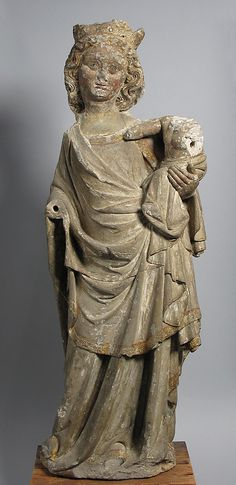 Virgin and Child, 14th century