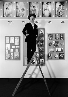 """Be daring, be different, be impractical, be anything that will assert integrity of purpose and imaginative vision against the play-it-safers, the creatures of the commonplace, the slaves of the ordinary."" Cecil Beaton"