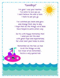 classroom, students, school, goodby poem, year poem, fultz corner, educ, teacher to student poem, teacher goodbye poem