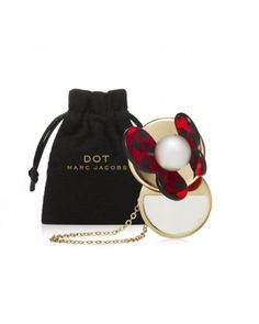 Introducing Marc Jacobs Dot solid perfume necklace for the Holidays