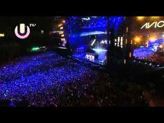 Avicii - Ultra 2012 (Last 5:30 of Set) LEVELS!!!