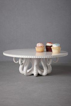 cake stand.