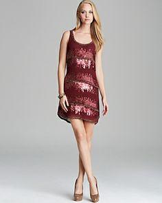 renzo, bloomingdal, sequin tank, tonal sequin, dresses, sequins, tank dress, kai tonal, tanks