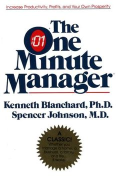 This is Ken Blanchard's flagship book that has sold over 15 million copies worldwide. I wish my company Berett-Koehler had published it, but we have published many of his other bestselling books.