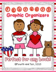 Graphic Organizers for February $4