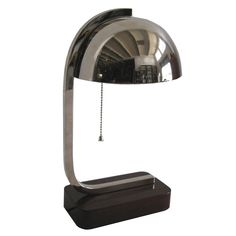 American Art Deco Streamline Desk Lamp