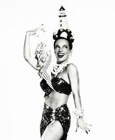 Carmen Miranda 1945