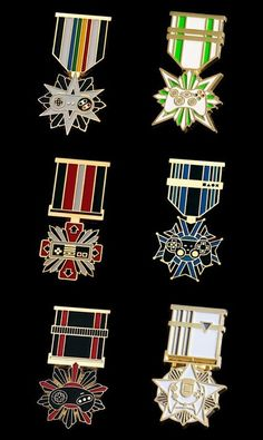 Console Wars veteran pins