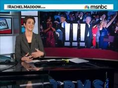 WOW! One of the best moments from Rachel Maddow. A reality check for the GOP after the election.