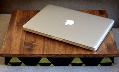 DIY Wooden Lap Desk
