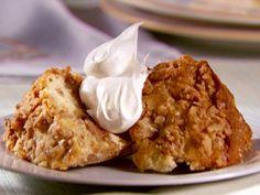 Spiced Applesauce Coffee Cake Recipe - Semi-Homemade - Sandra Lee