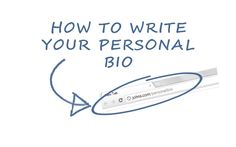 How to Write a Personal Bio in 6 Steps, from WikiHow