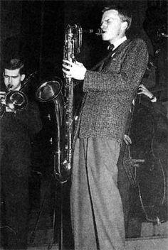 Gerry Mulligan, improvisación original llena de swing