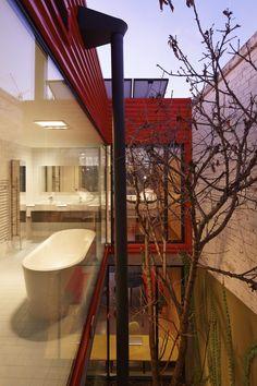 Moor Street Reseidence / Andrew Maynard Architects
