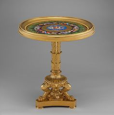1833; Table