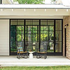 Austin, Texas, architect Tim Cuppett's down-to-earth design with forward-thinking accents turns the farmhouse ideal on its head for a vibrant family of four.