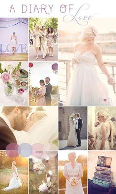 love my dress blog wedding inspiration board, 1/3...