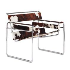 Wassily Chair  Designed by Marcel Breuer, by Knoll  .....i want it in light brown