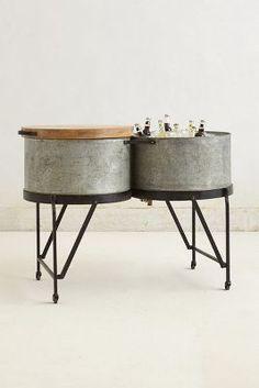 steel drum party tubs