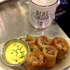 Cuban Sandwich Spring Rolls | Garden and Gun