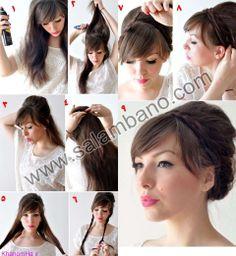 hair styles for long hair