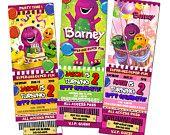 Barney Birthday Part
