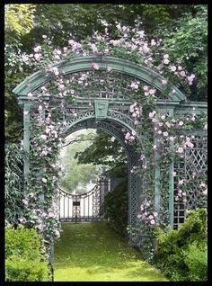 Enchanting gate