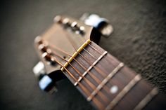 love the sound of a guitar...esp when my husband plays for me <3