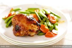 Recipes - Chicken on Pinterest | Smokehouse, Marinated Chicken and Soy ...