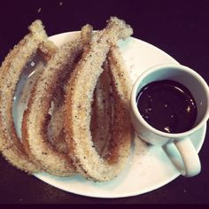 Churros for lunch