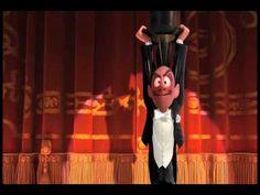 Corto Animado Pixar Presto para desarrollar habilidades de pensamiento.